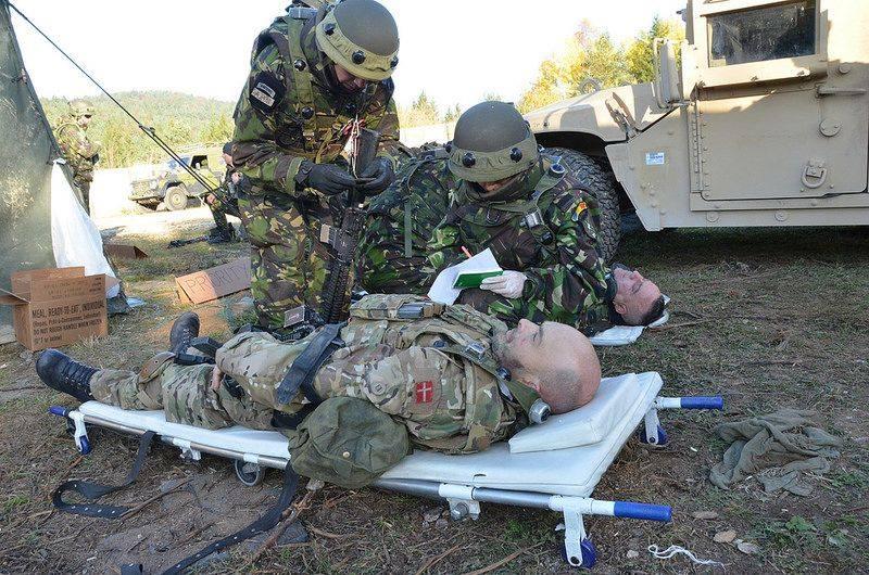 militær grad for militærpoliti